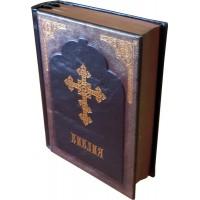 Библия в авторском переплёте