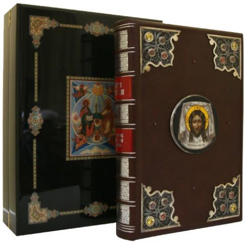 Святое Евангелие на церковнославянском языке. Экземпляр №4