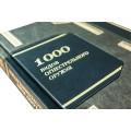 «1000 видов огнестрельного оружия» с рельефным золотым тиснением и латунными вставками4