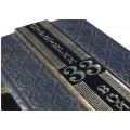 Подарочная книга «33 стратегии войны» в составном французском переплете ручной работы3
