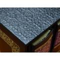 Подарочное издание в 4 томах «Толковый словарь живого великорусского языка» в кожаном переплете ручной работы