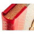 Подарочная книга  «Афоризмы мудрости» в кожаном переплете с подарочным футляром 3