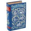 Джек Лондон. Собрание сочинений в 8 томах в кожаном переплете с рисованным обрезом 1