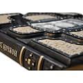 «Иллюстрированный Новый Завет» в кожаном переплете с золотым тиснением в подарочном футляре2