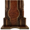 «История часов с древнейших времен до наших дней» в кожаномпереплете в подарочном футляре – подставке 3