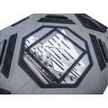Уилл Прайс «Шедевры мировой архитектуры» в кожаном переплете с оформлением объемными элементами