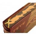 Подарочная книга «Лис Патрикеич» в кожаном составном переплете с гравюрами 3