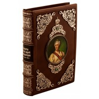 «Портреты русских царей и императоров», серебро, феаниты