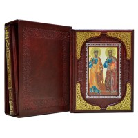 Подарочное издание в 2 томах «Православные святыни: от Святой Земли до России и Великая сила молитвы»