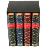 Книги серии Ан «Финансы, удача, бизнес, власть» в художественном переплете ручной работы
