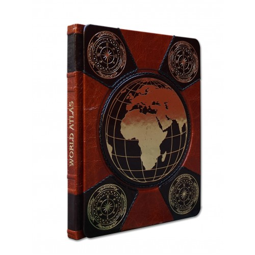 Подарочная книга<br />The Times Concise Atlas of the World  / КРАТКИЙ АТЛАС МИРА