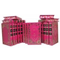 «Библиотека классической литературы о любви» в 25 томах