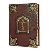 «Библия большая с литьем»
