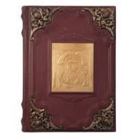 Библия с иллюстрациями Доре (с накладками под бронзу)