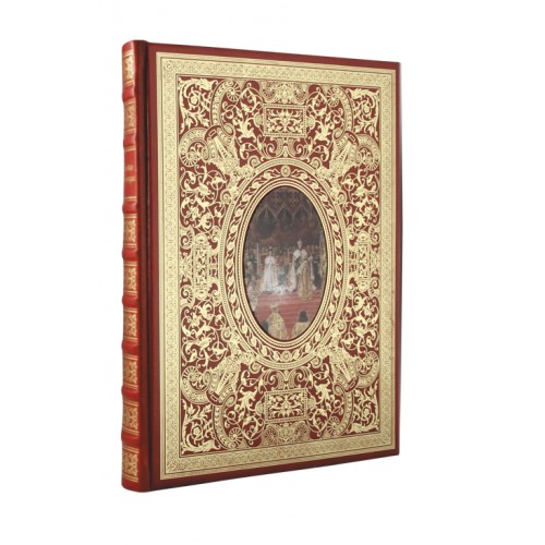 Подарочная книга<br />Царские коронации. Из истории коронационных торжеств Дома Романовых