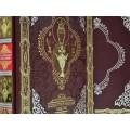 Подарочная книга «Иллюстрированная Библия» в кожаном переплете с тиснением 2
