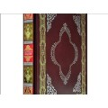 «Иллюстрированная Библия» в кожаном переплете с тиснением 3
