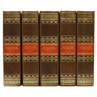 История Евреев. От древнейших времен до настоящего. В 5 томах