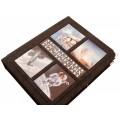 «История космических полетов» в кожаном переплете в подарочной шкатулке с художественной накладкой 1
