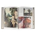 Книга «Москва» в кожаном переплете (фотоальбом, большой формат)5
