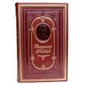 Книга Набоков «Лолита, Романы, Повести, Рассказы» в кожаном переплете с тисненым портретом автора