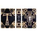 «Новый Завет и Псалтырь» в кожаном переплете в подарочном мешочке8