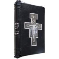 «Новый Завет и Псалтырь» католический полужесткий на молнии