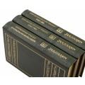 Подарочная книга Издание Толкина «Книга потерянных сказаний» в 3 томах на английском языке1