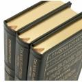 Подарочная книга Издание Толкина «Книга потерянных сказаний» в 3 томах на английском языке2