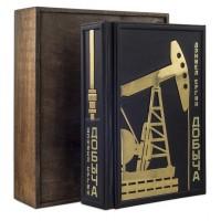 Добыча, всемирная история борьбы за нефть, деньги и власть