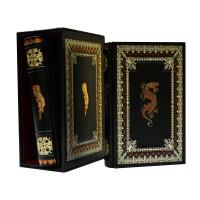 Подарочное издание в 2 томах «Мысли, афоризмы и шутки выдающихся женщин и мысли, афоризмы и шутки выдающихся мужчин»