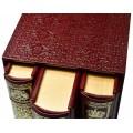 Подарочное издание в 3 томах «Императоры жизнь и царствование»