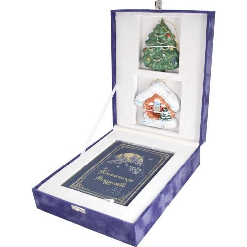 Подарочная книга Подарочный набор «Поэтическое Рождество»