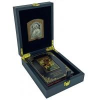 Подарочный набор с иконой «Сказания о благоверном великом князе Александре Невском»
