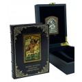 Подарочный набор с иконой «Сказания о благоверном великом князе Александре Невском»6