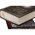 «Сочинения Козьмы Пруткова» в кожаном переплете ручной работы, в подарочном футляре4