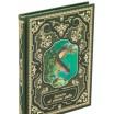 «Записки об уженье рыбы» в кожаном переплете с тиснением цветной фольгой