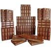 «Библиотека детской классики» в 50 томах, в переплете из кожи