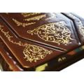 «Библиотека детской классики» в 50 томах, в переплете из кожи1