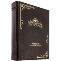 «Книга почетных гостей» во французском составном переплете ручной работы
