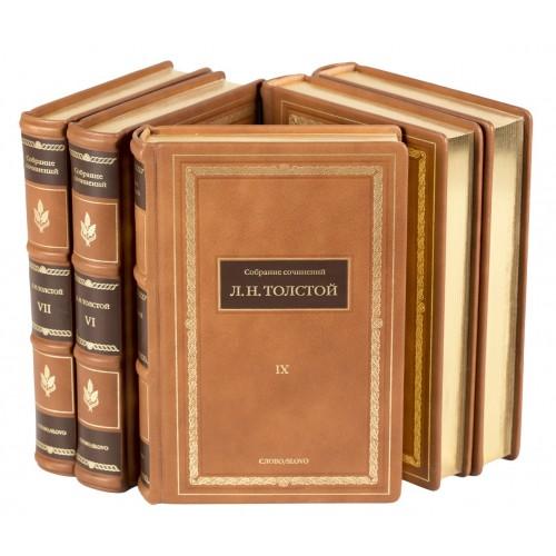 Л. Н. Толстой. Собрание сочинений в 13 томах. Коллекционное издание.