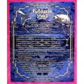 Подарочный набор «Рыбак», книга с расписным обрезом и серебряным барельефом1