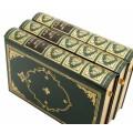Дюма А. . «10 лет спустя, или Виконт де Бражелон» в 3 томах, с золотым тиснением 4