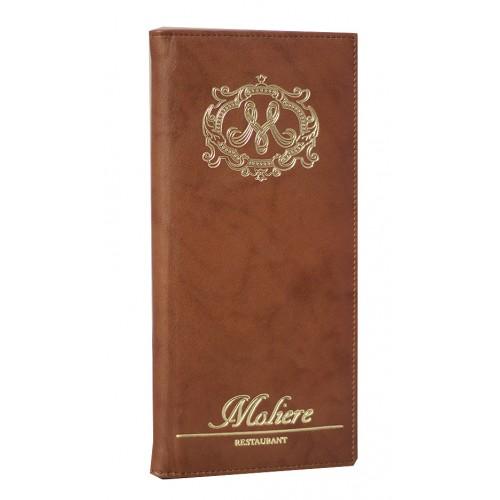 Подарочная книга Папка счет