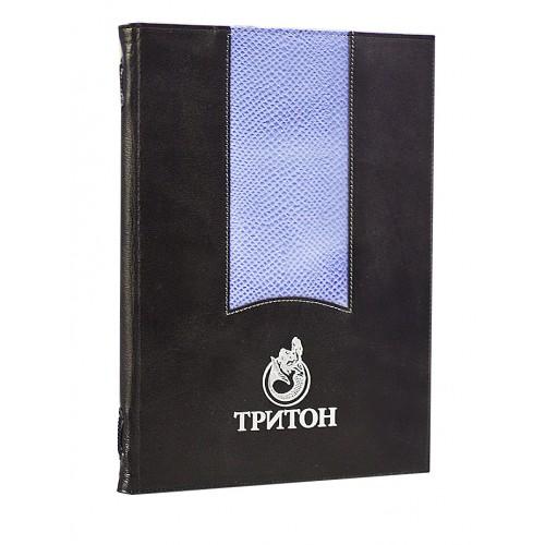 Подарочная книга Папка