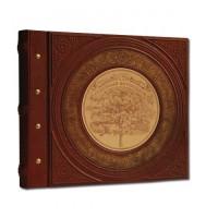 «Семейный фотоальбом в стиле 19 века» на дизайнерской бумаге