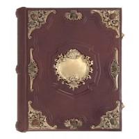 Родословная книга «Ювелирная Славянская» с накладкой под бронзу