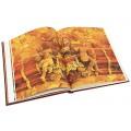 «Янтарная комната, три века истории» в кожаном переплете3